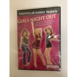 Girls Night Out - Fun Flirty Dance Lessons and Bonus Workout - DVD - New