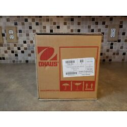 GENUINE OHAUS CORP 750-S0 TRIPLE BEAM SCALE STAINLESS PLATE 610 X .1 GRAMS/URR-R