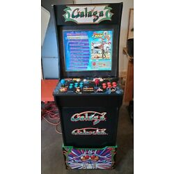 Kyпить Arcade1up Galaga Riser-Modded with Pandora 9D with 2,222 Games на еВаy.соm