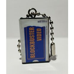 Kyпить *Mini* Blockbuster Rental Tape Case Friday the 13th 80s   movie vhs Keychain на еВаy.соm
