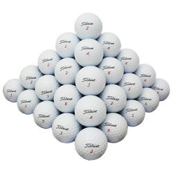 Kyпить 48 Titleist Mix Good Quality Used Golf Balls AAA *In a Free Bucket!* на еВаy.соm