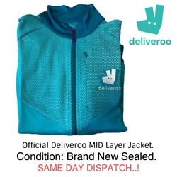 Official Deliveroo Mid Layer Jacket Size XXL (NEW) FAST DELIVERY..!