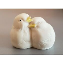 Kyпить Bisque Ceramic Love Birds  на еВаy.соm
