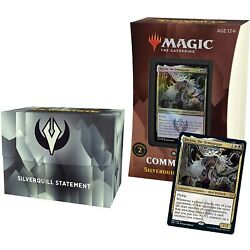Kyпить MTG Magic Strixhaven 2021 Commander Decks - Set of All 5 на еВаy.соm