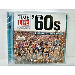 Kyпить Time Life Presents The 60s Time Has Come Today 2 Disc CD Set - Sealed New на еВаy.соm