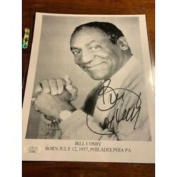 Kyпить BILL COSBY JSA AUTOGRAPHED 8 X 10 PHOTO на еВаy.соm