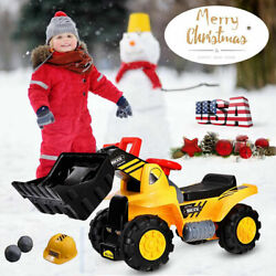Kyпить Child bulldozer harmless Ride on Excavator Toy horn engine sound construction на еВаy.соm