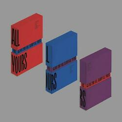 Kyпить ASTRO 2ND FULL ALBUM ALL YOURS - Choose Ver. SEALED with folded poster US Seller на еВаy.соm