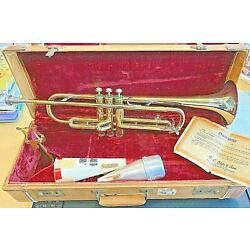 Kyпить F.E. Olds Studio Trumpet-original parts and paperwork на еВаy.соm