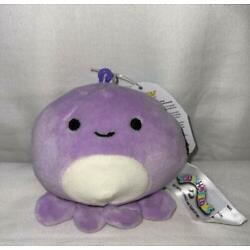Kyпить Squishmallow Violet The Octopus Clip-On 3.5