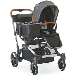 Kyпить Contours Element 1-to-2 Double Stroller With Over 35 Modes на еВаy.соm