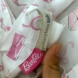 Kyпить Pottery Barn Kids BARBIE 100% Cotton Set of Twin Sheets на еВаy.соm
