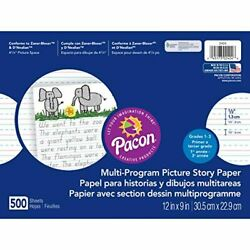 Kyпить Pacon Multi-Program Picture Story Paper, 12