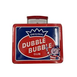 Kyпить Original Dubble Bubble Gum Metal Lunch Box на еВаy.соm