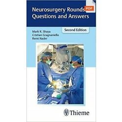 Kyпить Neurosurgery Rounds: Questions and Answers 2nd Edition на еВаy.соm