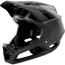 Kyпить NEW Fox Racing Proframe MIPS Downhill MTB Bicycle Helmet Flat Matte Black Large на еВаy.соm