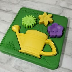 Kyпить Green Toys 3D Picture Puzzle Garden Theme Recycled Toy  на еВаy.соm