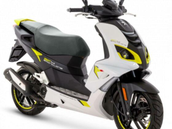 2021 Peugeot Speedfight 4 50 EURO 5