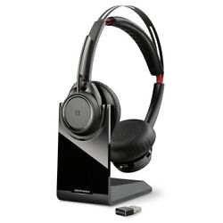Kyпить Plantronics Voyager Focus UC B825-M Binaural Head-band Black headset - 202652-02 на еВаy.соm