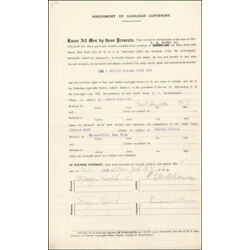 Kyпить JEROME KERN - DOCUMENT SIGNED 04/09/1924 WITH CO-SIGNERS на еВаy.соm