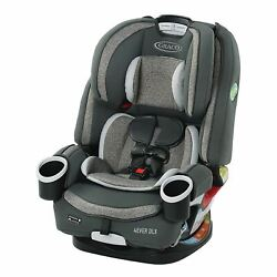 Kyпить Graco 4Ever DLX 4 in 1 Car Seat, Infant to Toddler Car Seat, with 10 Years of Us на еВаy.соm