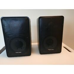 Kyпить REALISTIC Minimus-7 Speakers 40-2030C w/mounting brackets - Made in Japan на еВаy.соm