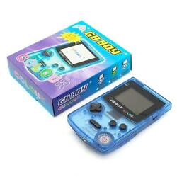 GB Boy Colour Portable Classic Game Console With Backlit 66 Built-in Games