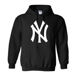 New York Yankees NY 2021 Just NY Logo Hoodie - All Design Colors + Sizes S-5XL