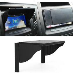 Car GPS Sun Shade Cover Anti Glare Fit For 6-10in GPS Navigation Radio Player