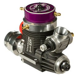 Novarossi  .91 TO-BE Direct Drive Marine Engine w/ Rear Exhaust