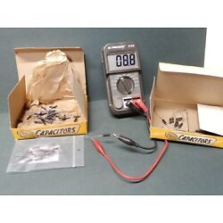 Aerovox Capacitors In Original Box Color Dot Coded As Shown