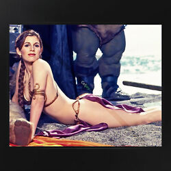 Carrie Fisher 050 | Glossy 8x10 Celebrity Photo | Beautiful Woman, Actress