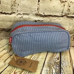 Levi's x Target Limited Edition 7''x 2.5'' Zip Travel Accessory Toiletry Bag Pouch
