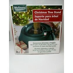 Melinera Heavy Secure Locking Christmas Tree Stand New In Box