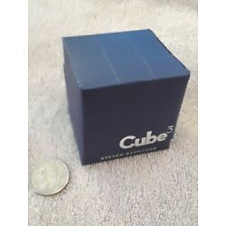Kyпить Cube 3 By Steven Brundage New Without Tags. Original Box.  на еВаy.соm