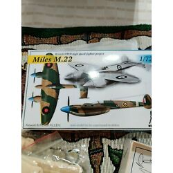 Kyпить Unicraft Models 1/72 Miles M.22 British WWII Fighter Project. New only opened на еВаy.соm