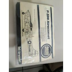 Kyпить Rare Plane Vacforms P-59B AIRACOMET BELL 1/72 Model, OPENED AND STARTED COMPLETE на еВаy.соm