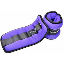 5-lb Arm Leg Weights Fully Adjustable Ankle Wrist Strength Training Fitness Exer