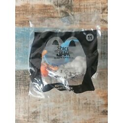 2021 Space Jam A New Legacy McDonald's Happy Meal Toy #11 Road Runner SEALED NIP