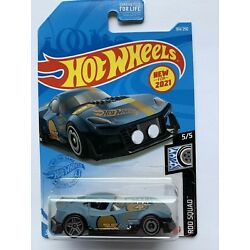 Hot Wheels Muscle and Blown 184/250 Rod Squad 5/5