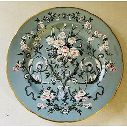 Ralph Lauren Wedgwood  Annalia  Pattern Salad Plate Never Used Perfect Condition
