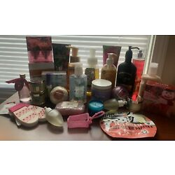 BATH & BODY WORKS 32 LOT WHOLESALE MIX Great Gifts ALL NEW MANY DISCONTINUED