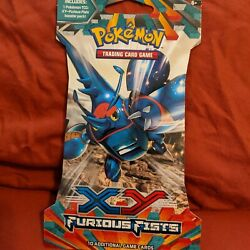 Pokemon Sun & Moon Furious Fists Booster Pack New/Sleeved Assorted Artworks