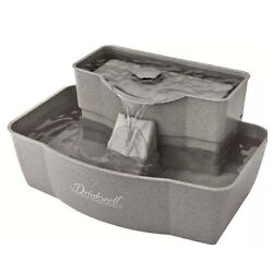 PetSafe Drinkwell Multi-Tier Fountain Cat and Dog fountain 100oz
