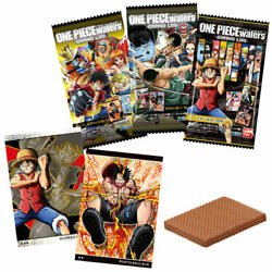 Bandai ONE PIECE Wafer GRAND LOG 20Pack BOX (CANDY TOY)