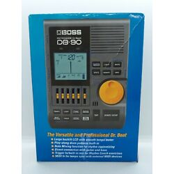 Boss DB-90 Dr Beat Metronome with Tap Tempo