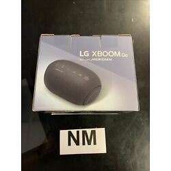 LG PL2 XBOOM Go Portable Bluetooth Speaker with Meridian Audio Technology -