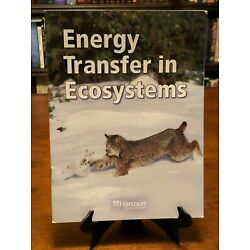 ENERGY TRANSFER IN ECOSYSTEMS (Harcourt Science: Below-Level Reader - Grade 4)