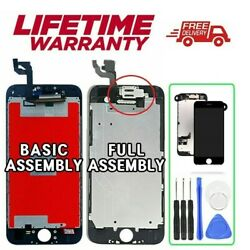 For iPhone 6  6S 7 8 X LCD Touch Screen Replacement Digitizer Display Assembly