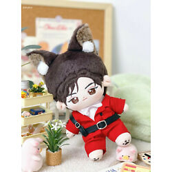 WORD OF HONOR Shan He Ling Zhang Zhehan for 20cm Plush Doll Clothes Clothing